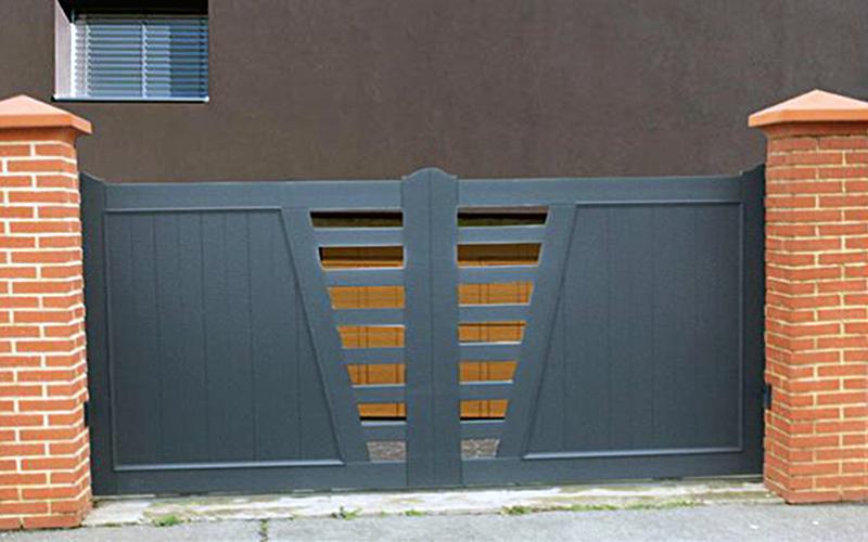 sarl soula portail antillais gris. Black Bedroom Furniture Sets. Home Design Ideas
